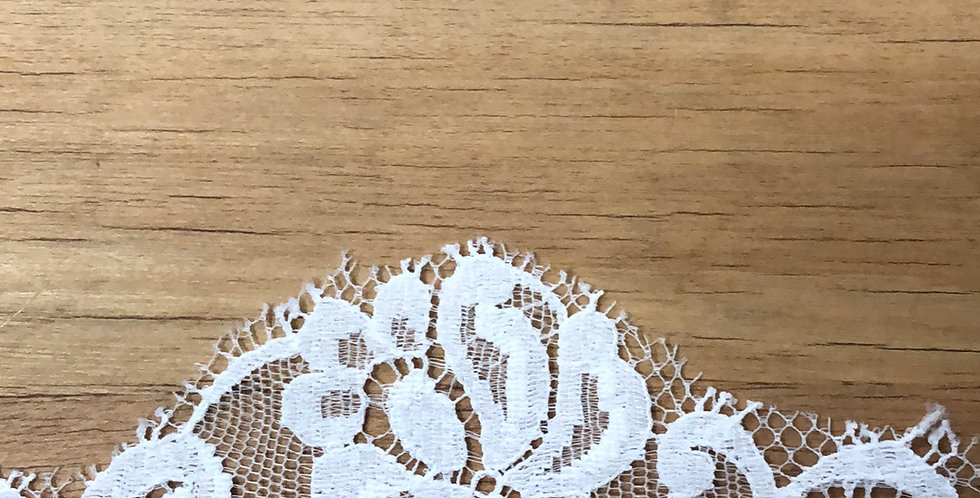 Jasmine chantilly Lace Trim