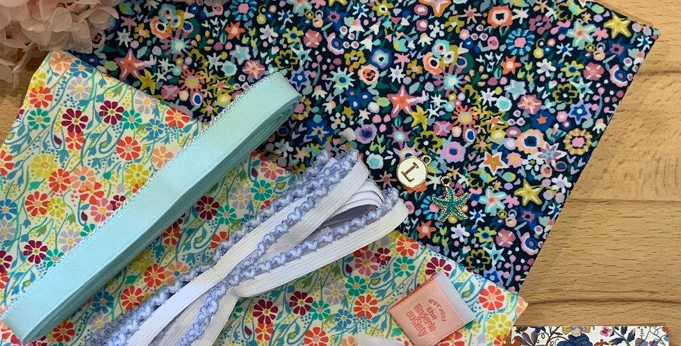Liberty Windmill Blossom Knickers Kit