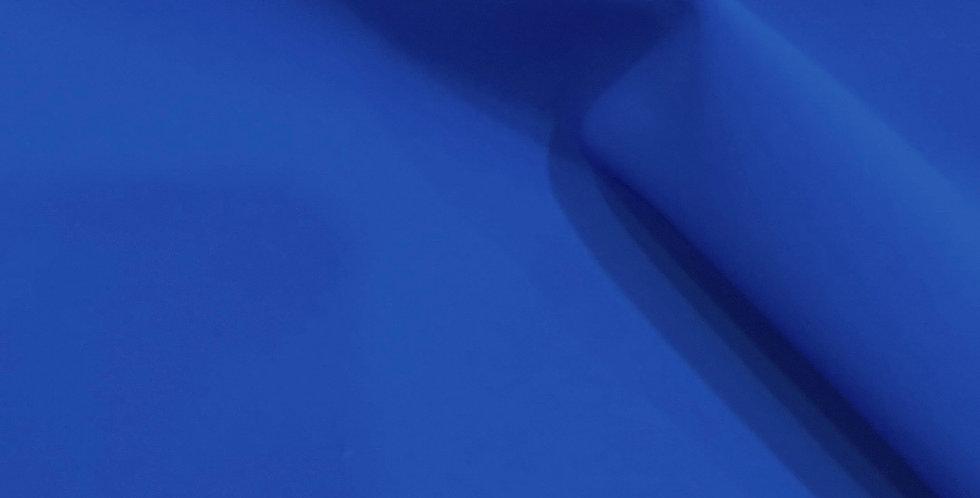 Cobalt Blue Bonded Lycra....