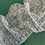 Thumbnail: Ivory Eyelash Lace Off Cut #4005