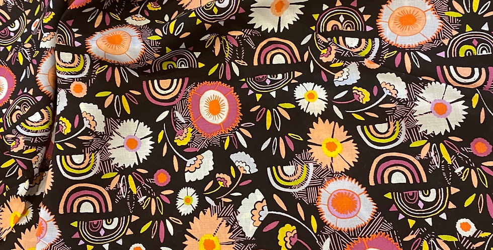 Art Gallery Fabrics Divine Pacha Oeko-Tex Rayon...