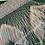 Thumbnail: Ivory Beaded Fringe Tulle Piece #4015