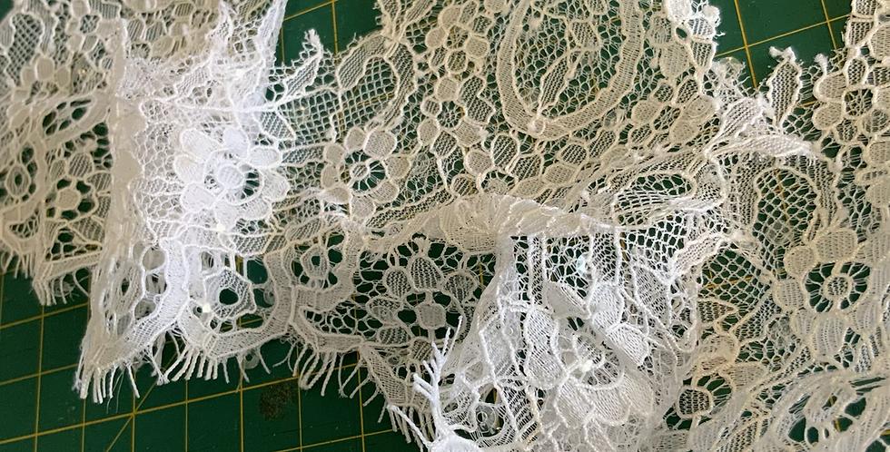 Designer Bridal Lace Edging