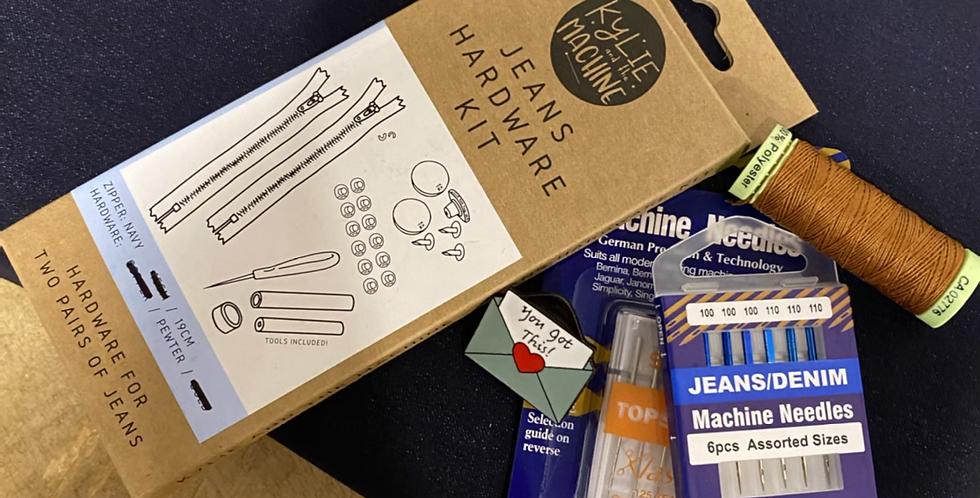 Ultimate jeans maker kit