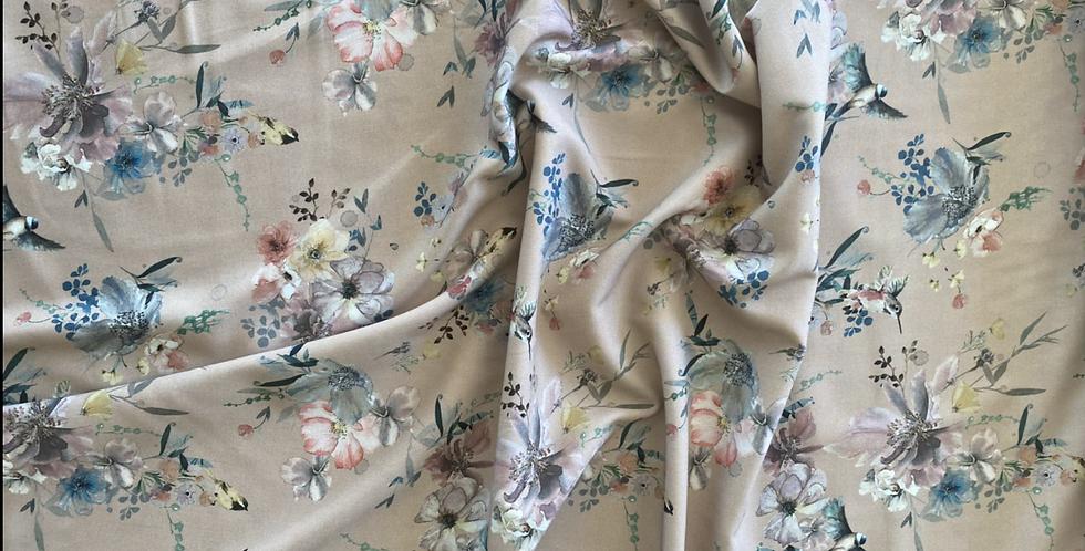 Lady McElroy songbird bouquet viscose spandex