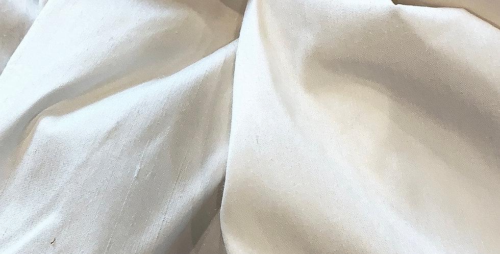 Liv Ivory Silk Dupion