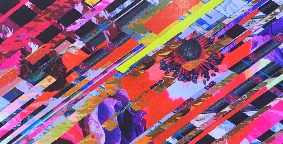 High Vibrancy Printed Mesh...