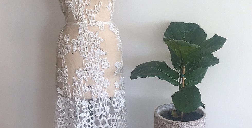 Celeste lace piece 90cm
