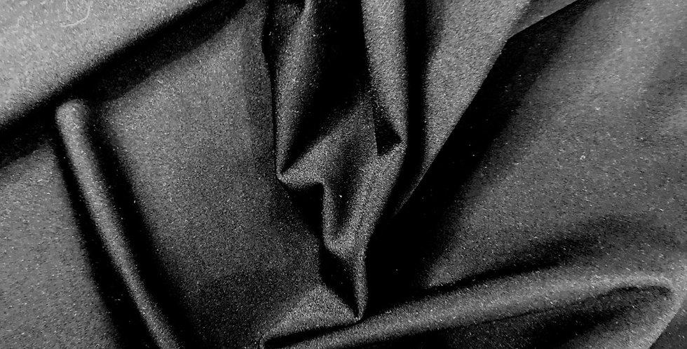 black spandex remnant