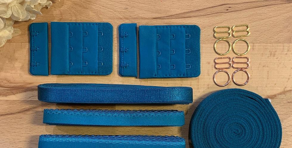 Peacock Wired Bra Trim Kit…