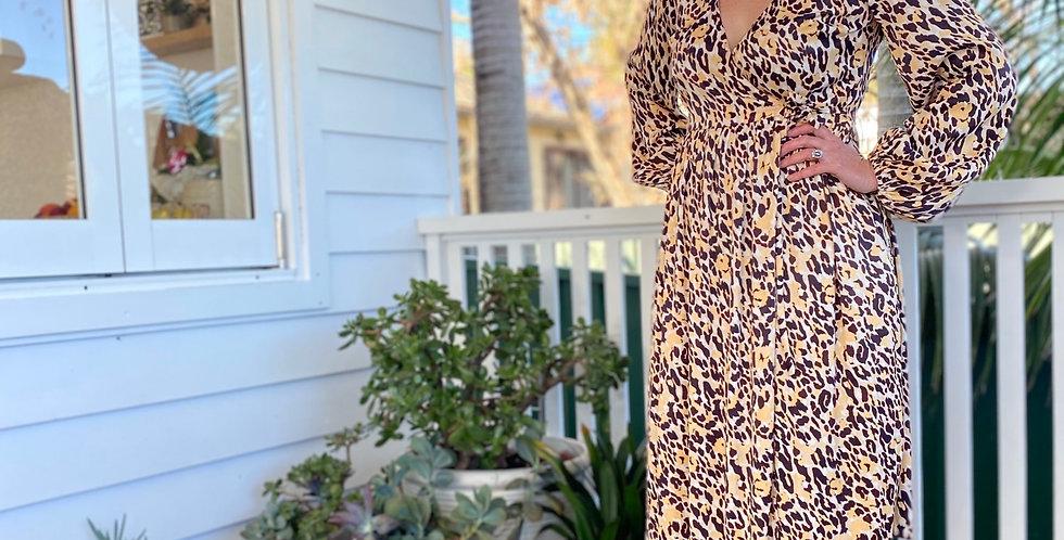 By Hand London HANNAH DRESS Kit Sizes 24-34