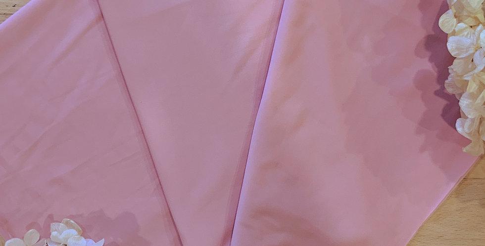 strawberry silk Touch Lingerie Lycra 50cm Piece...