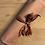 Thumbnail: Pink Shells Slow Stitching Pack