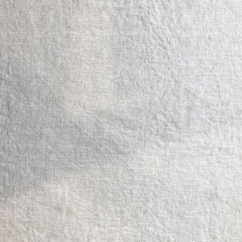 Thumbnail: Natural White Wash Linen....
