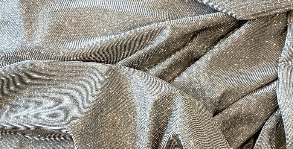 Silver Fused Shimmer Knit...