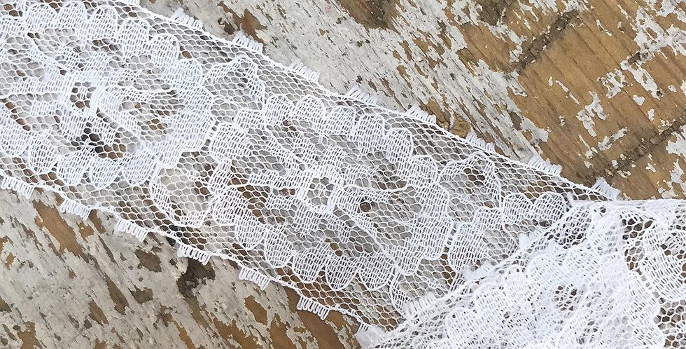 Dew drop vintage lace