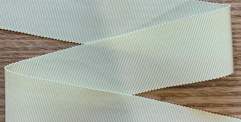 Lemon 4cm Polyester Grosgrain Ribbon...