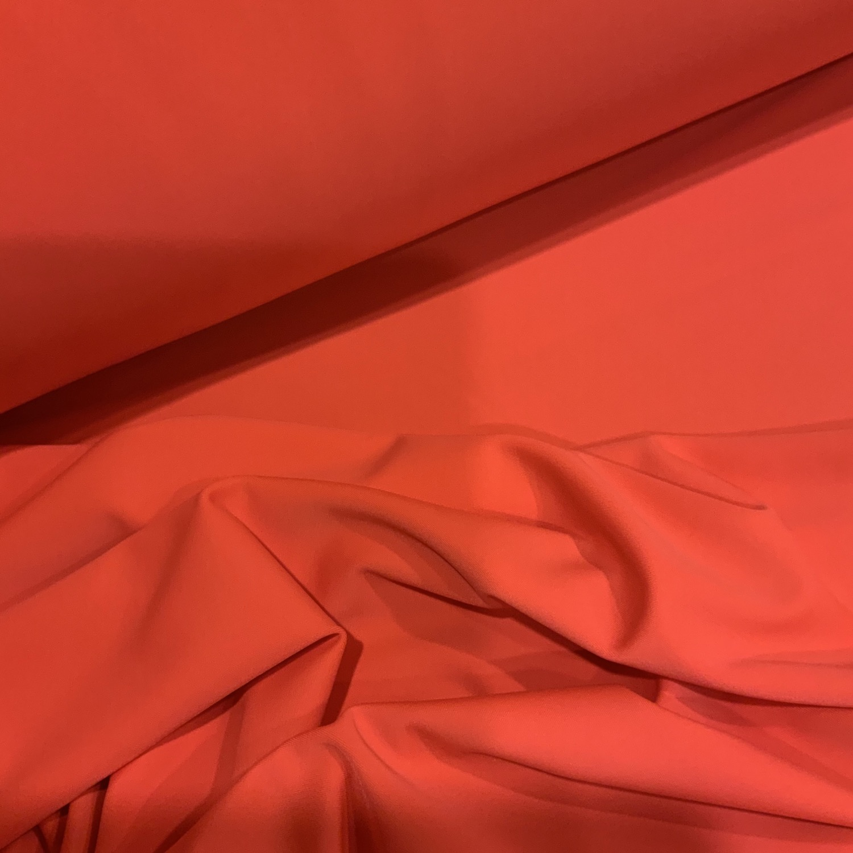 Thumbnail: Brightest Tangerine Matte Lycra...