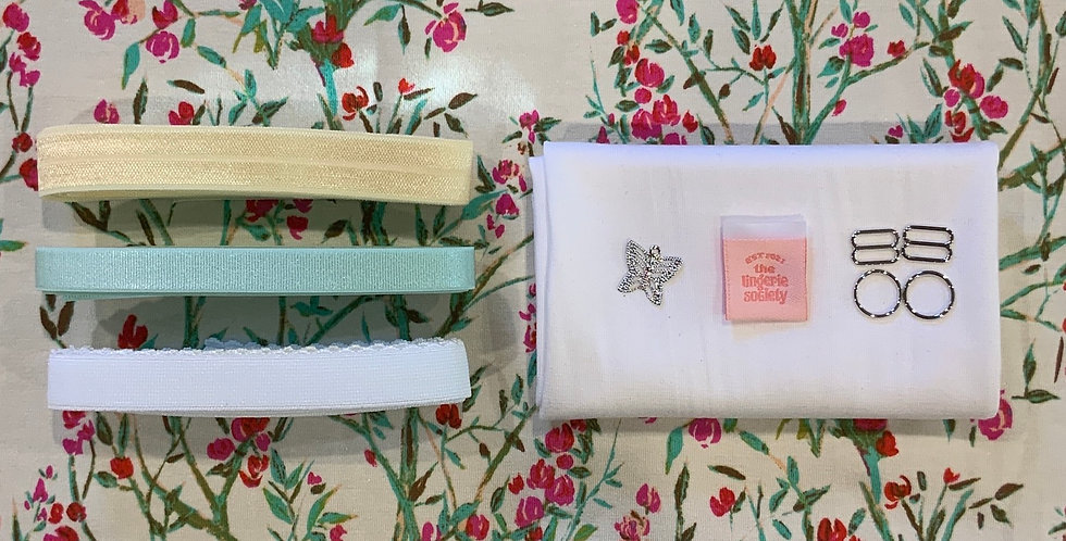 English Garden Ruby Bralette Kit…