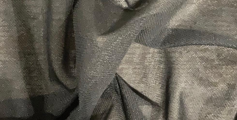 5mtr Bundle Black Lightweight Iron-On Interfacing ....