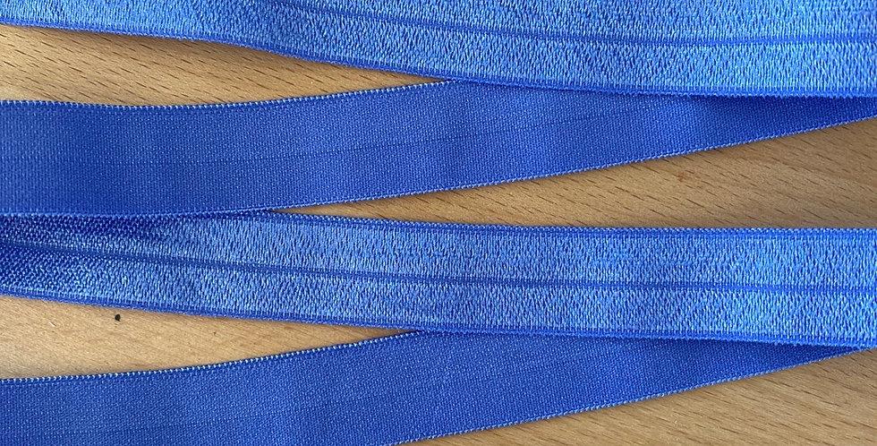 Wisteria 15mm fold over elastic