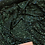 Thumbnail: Emerald Shimmer Stretch Sequin Mesh...