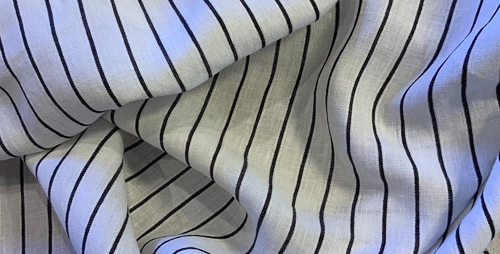 Sardinia Stripe Linen
