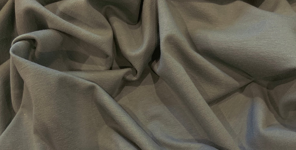 1.5mtr Cut See You At Six Sagebrush Green French Terry...