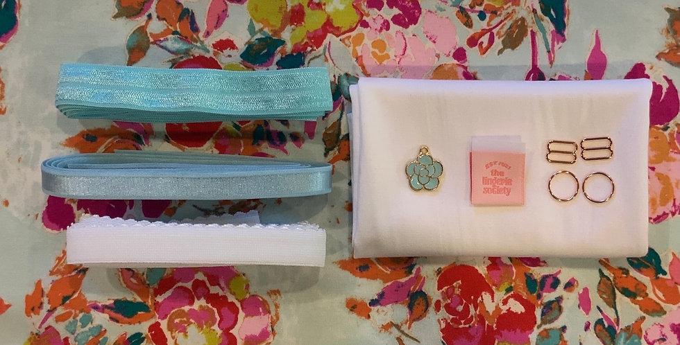Aqua Bloom Ruby Bralette Kit…