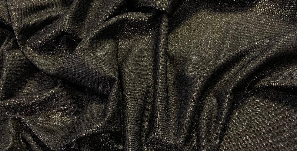 Black Crystal Lycra Small Cut…