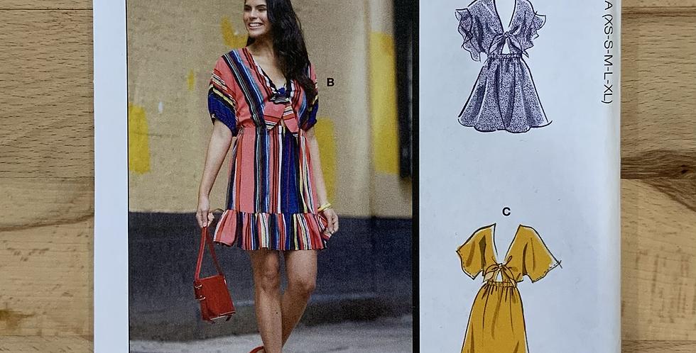 McCalls 8084 Dress Sewing Pattern