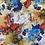 Thumbnail: poppy silk linen