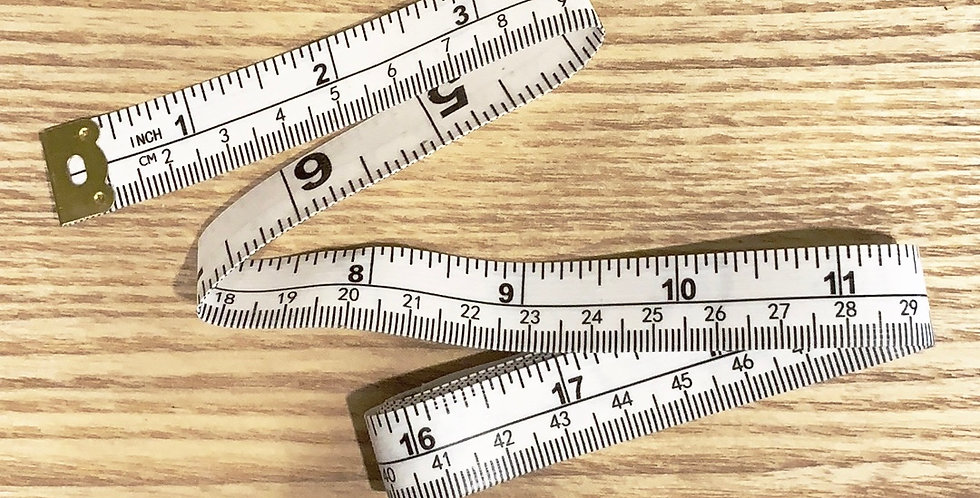 Tape Measure cm and Inches 152cm Long