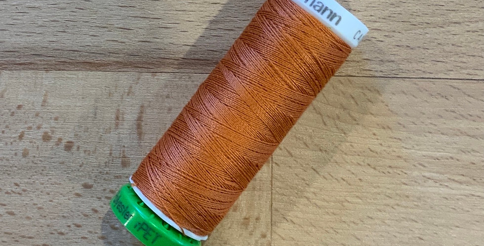 Gutermann 100mtr Thread Dusky Orange 982