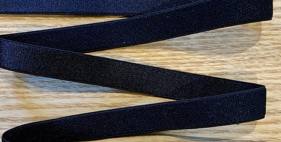 13mm Black Stretch Satin Strapping....