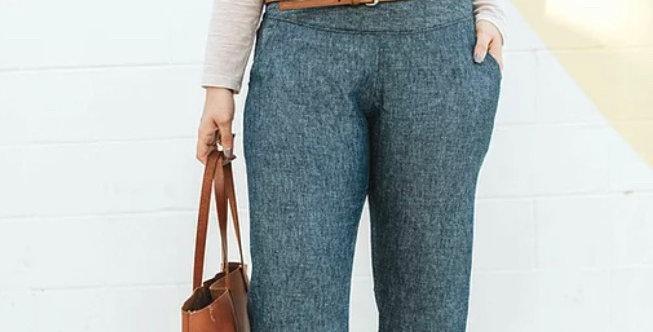 sew to grow port city pants pattern