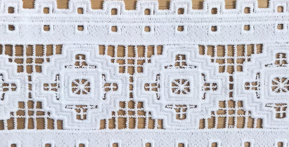 Tetris lace