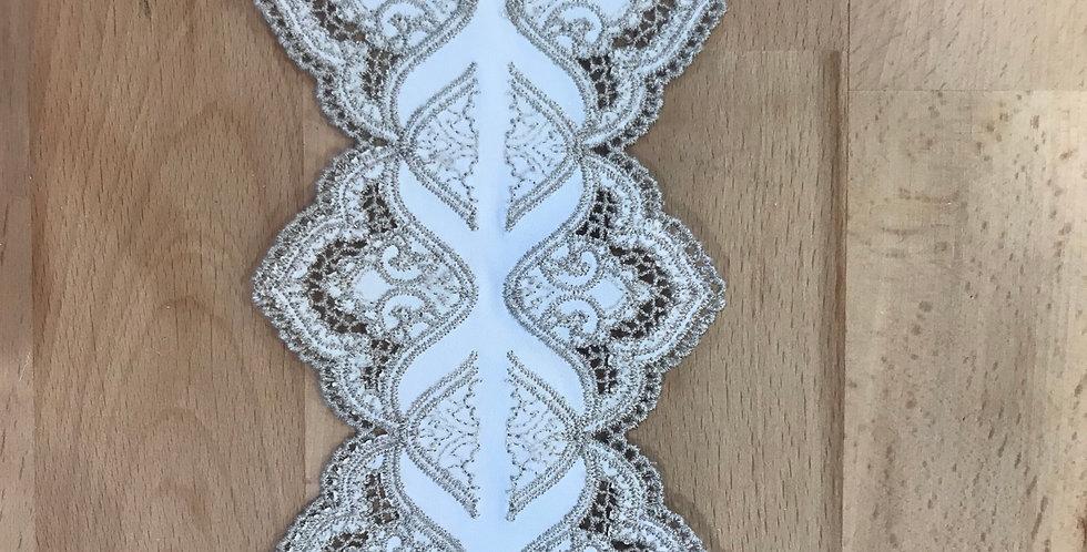 Cleo embroidered Lycra trim