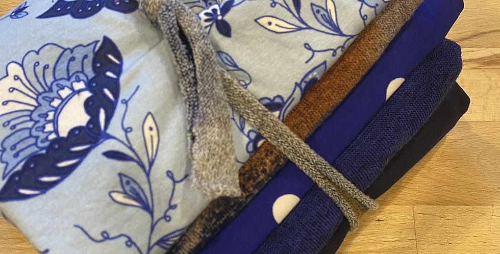 5 Piece Knit Small Cut Bundle…