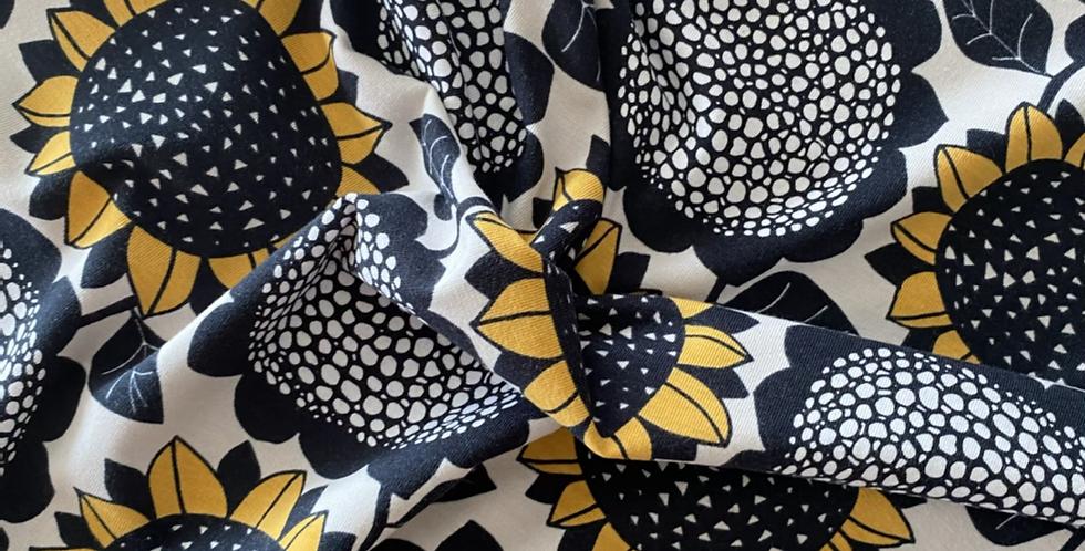 Sunflower Paapii organic jersey