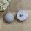 Thumbnail: Large Pale Mocha Coat Buttons....