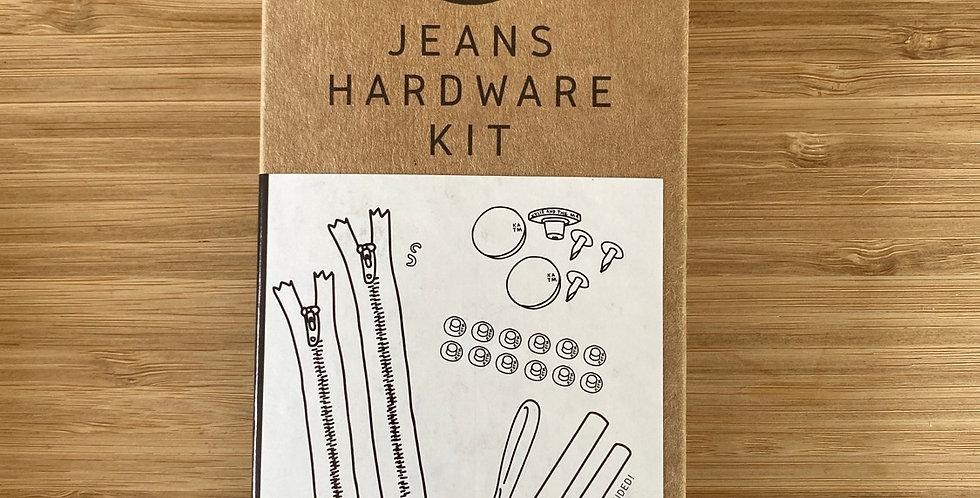 KATM jeans hardware kit black/black