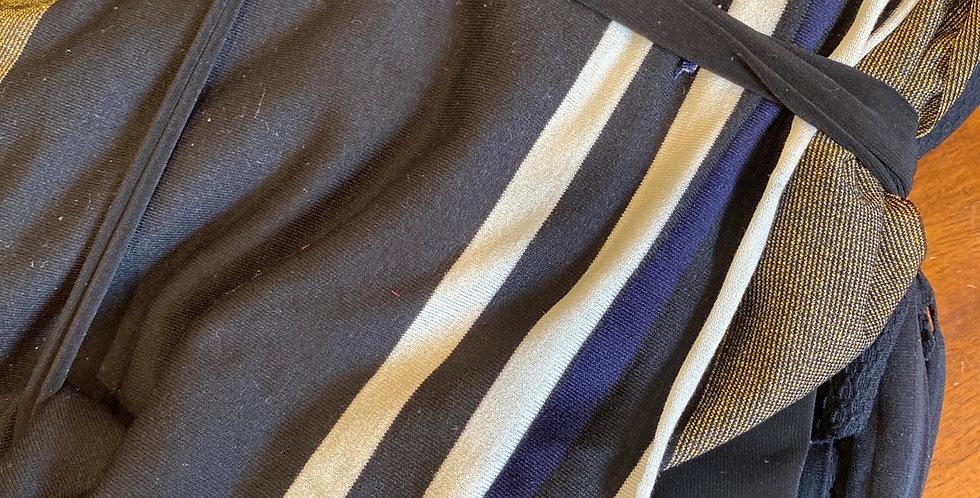 Dark knit designer remnant bundle