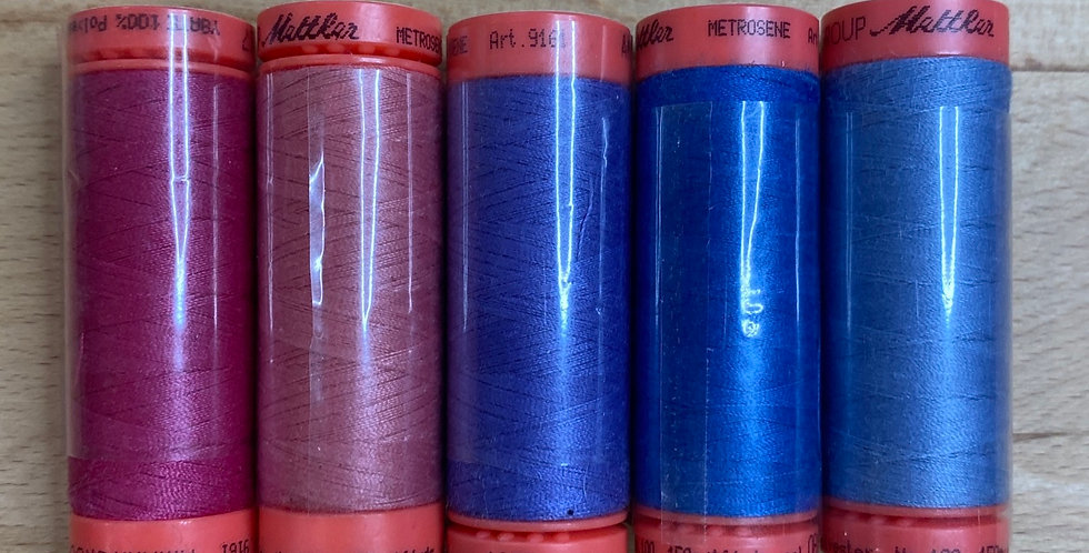 Metrosene Mixed Berries Thread Pack #2