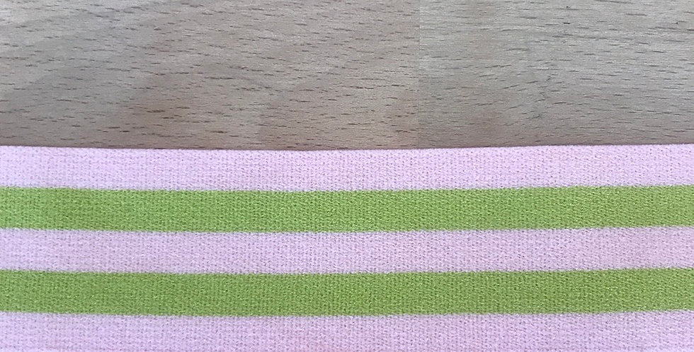 Mily stripe elastic