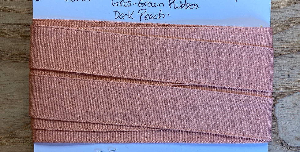 japanese rayon gros grain ribbon remnant
