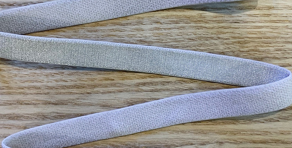 Pale Mocha Hand Dyed Satin Strapping Elastic...