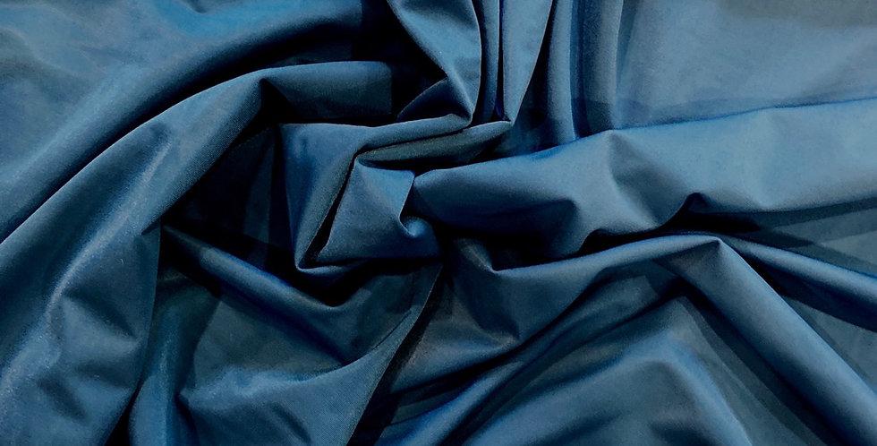 teal silk touch lingerie lycra