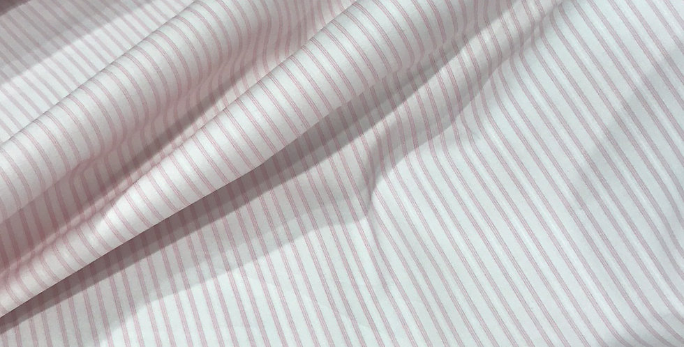 Strawberry stripe cotton