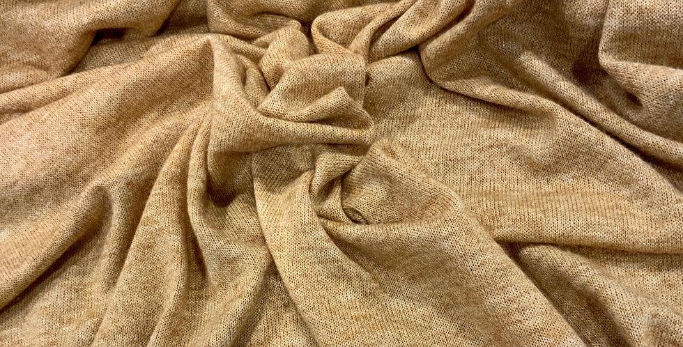 Plush Marle Camel Lightweight Jumper Knit...
